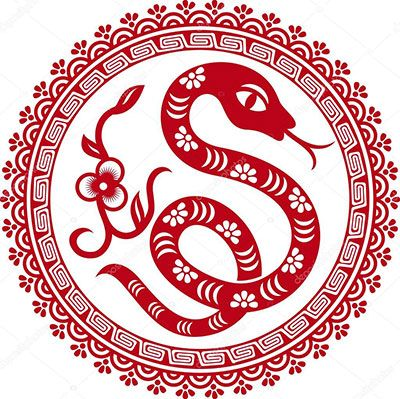 Serpiente - horóscopo chino