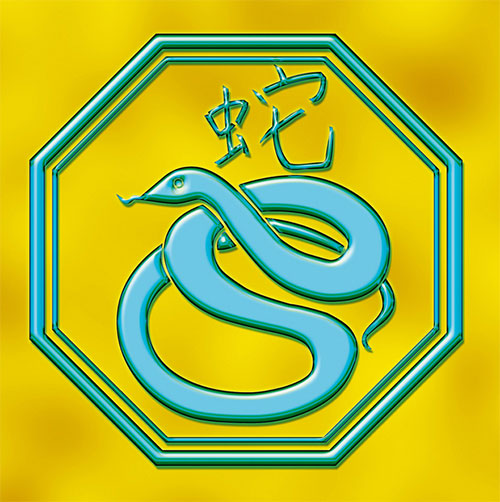 Serpiente de agua - horóscopo chino